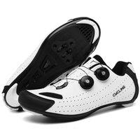 Radfahren Schuhe Geschwindigkeit MTB Flache Schuhe SPD Road Männer Sport Route Sleat Dirt Bike Sneaker Racing Frauen Fahrrad Boa Schnürung
