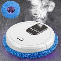 Пылесосы уборщики робота очиститель мотья и увлажняющие 1500 мАч Умный дом с шваброй Inteligente роботизирован для стирки моющий мощный пол