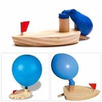 2020 Новое поступление Детское шар на воздушном шаре приводных водных водных плавательных катера игрушки образовательные классические ранние игрушечные ванны S4U4 H1015