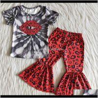 Sets Baby, Maternité Drop Livraison 2021 Toddler Baby Designer Vêtements Lait de soie Boutique Boutique Enfants Filles Bell Outfits En Gros Enfants`