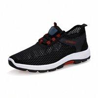 Torley Summer Unisex Parejas Meseles transpirables Zapatillas de deporte Hombres Zapatos Cómodos Zapatos Masculinos Mocasines Casual Calzado para caminar F0UA #