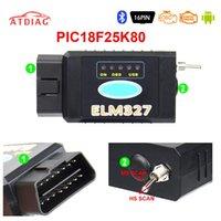 Czytniki kodu Skanowanie Narzędzia ELM327 USB FTDI z przełącznikiem skanera HS CAN i MS Super Mini OBD2 V1.5 Bluetooth Elm 327 WiFi