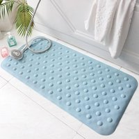 Bath Mats Non-Slip Bathtub Massage Shower Rubber Antiskid Pad Or Home Decor Not Slide