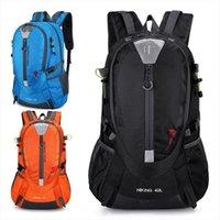 40l Climbing Waterproof Backpack Men Travel Designer Bag Pack Hiking Back Unisex Outdoor Camping Backpacks Nylon Sport Bags