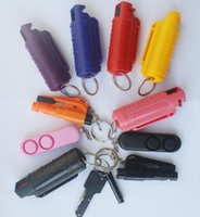 2021hot sale 20ml Spray Self Defence Weapons for Women Products Self-Defence Keychain Outdoor Female Keychains