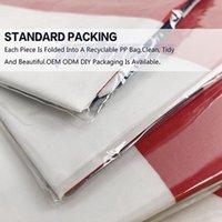 Direkte Fabrik 3x5FTs 90cmx150 cm 100% Polyester hängende südamerikanische Länder Spanien Chile-Flagge für Dekorieren EEB6006