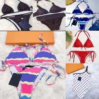 Mulheres Bikinis Set Sexy Limpar Strap Swimsuit Estrelas Forma Swimwear Senhoras Senhoras Terno De Banho Moda Roupas Verão Verão Womens Biquini 46