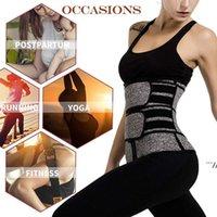 Taille Trainer Frauen Abnehmen Hülle Bauch Reduzieren Shapewear Bauch Shaper Sweat Body Shaper Sauna Korsett Trimmer Gürtel DWF6028