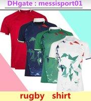 2021 Top Leons Britannici e Irish Lions Rugby League Jersey Camicia nazionale della squadra nazionale