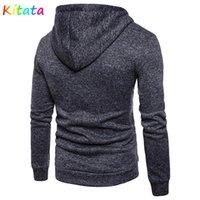 Field Sportswear Essential Spring Autumn Leisure Sports Hooded Hoodie Long-Sleeved Jacket Track Men's Sweaters 2021