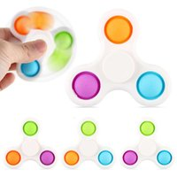 POP 장난감 FIDGET Sensory Push Bubble Board 게임 불안 스트레스 릴리버 키즈 어른 자폐증 특별 요구 사항 E8324