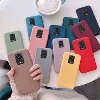 Мягкий силиконовый чехол для Xiaomi Poco X3 NFC Candy Colums Luxury Redmi Note 9 10 9S 9A 9C 8 PRO 8T 8A 8 7A 7 MI MI M3 Обложка