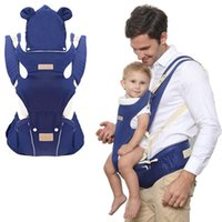 Ergonomic Baby Carrier 0- 36 Months Breathable Front Facing C...