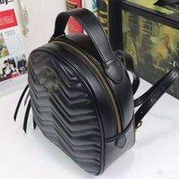 أزياء مصمم حقيبة الظهر جودة عالية جلدية كبيرة المرأة حقيبة الكتف المرأة حقيبة يد صغيرة حقيبة الظهر سيدة رسول