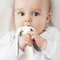 아기 딸랑기 태어난 유아 0 12 개월 아기 플러시 딸랑이 모바일 장난감 유아 소프트 봉제 장난감 Teether 딸랑이 이빨