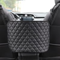 Storage Bags Large Capacity Car Bag Hanging Automobile Organizer Seat Back Holder Styling Stowing Tidying Interior Accessories