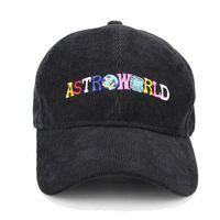 Casquette Hat Men's y mujer Béisbol gorra otoño invierno verano sol sombrero astroworld letra bordado hip hop moda