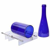 Herramienta de cortador de botellas de vidrio Profesional para botellas de corte de vidrio de cristal, cortadora de bricolaje, herramientas de corte de bricolaje, cerveza de vino con destornillador 547 S2