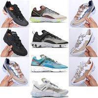 رد فعل الرؤية عنصر 87 55 رجل الاحذية نوع N354 غور تكس GTX فانتوم Art3mis Honeycomb التخطيطي الرجال النساء المدربين الرياضة أحذية رياضية
