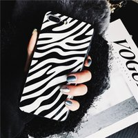 Leopard Pattern Cell Phone Cases for Iphone 13 12 11 Pro Max Women Men Aesthetic Protective Cover Wholesale Bulk 97280