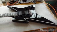 Custom wholesale high-quality 6-string special-shaped electric guitar, quality assurance, support for customized services