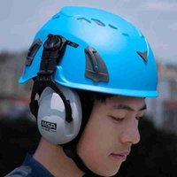 Велосипедные шлемы защитный шлем с очками Строительство Жесткая шляпа Высокое качество EPP защитная рабочая крышка для рабочей верховой езды