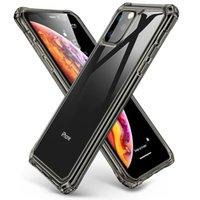 iPhone 11 케이스의 경우 12 Pro Max SE 8 7 공기 갑옷 TPU 보호 투명 케이스