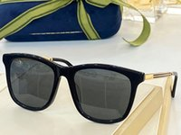 الصيف 1037 النظارات الشمسية نمط المضادة للأشعة فوق البنفسجية ل ريترو المرأة درع عدسة لوحة الإطار الكامل الأزياء النظارات عشوائية boxBU4H