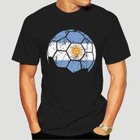 Camisetas para hombres Argentina Soccers Fútbol Camiseta Clave de alta calidad de alta calidad Camiseta de manga corta para hombre Diseñador Pattern Top Tee 3259