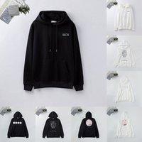Herren Mit Kapuze Sweatshirts Mode Paare Kleidung Luxus Designer Lose Pullover Hoodies Fits Womens Stylist Brief Gedruckt Man S Kleidung