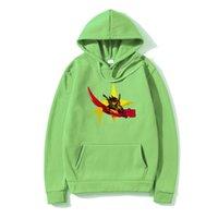 Herren Hoodies Sweatshirts Japanische Anime Kill La Hoodie Sweatshirt Plus Size Man Cartoon mit Kapuze Herren Kleidung Harajuku Unisex Tops