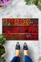 Carpets Classical Door Mat Bedroom Kitchen Bath Floor Mats Home Entrance Multipurpose Doormat Non-slip 45*70cm