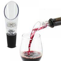 Aérateur de vin rouge blanc pour bec bouchon bouchon bouchon décanteur pourserer vins de vins de bouteille vigne outils T2I52120