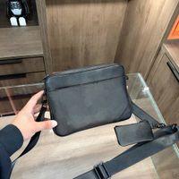 Mens Sprinter Duo Messenger Bag Designer Handtaschen Bestiärische Monogramme Schatten Leder Schulter Handtasche Designer Marke Hybrid Crossbody Geldbörse Brieftaschen M69827