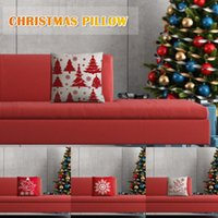 Cushion Decorative Pillow Christmas Cushion Cover Decorative Sofa Case Seat Car Home Decor Throw Pillowcase Decoration For #3