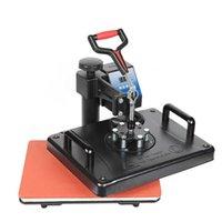 Wärmeübertragungsmaschinen Freie Anzeige 14 in 1 Combo Sublimation Pressemaschine zum Anpassen von T-Shirt / Keychain V57X