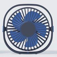 USB Laptop Fan Cooling 3 Portable Adjustable Modes 360-degree Cooling Nosiness Design