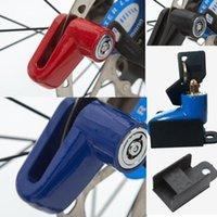 Bike Locks Security Anti-Theft Мотоцикл MTB Велосипед Скутер Колесо Дисковые Тормозные Блокировка Дефектные предметы