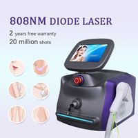 Topsale 808nm diode laser hair removal permanent epilation painless 808 lazer depilation machine price