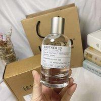 مبيعات!!! عطر LE LABO SANTAL 33 آخر 13 Bergamote 22Rose 31 100ML أعلى جودة دائمة وودي رائحة العطرية رائحة مزيل العرق تسليم سريع