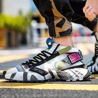 Fujin Véritages Hommes Femmes Sneakers Plate-forme Respirant Femmes Chaussures Femmes Chaussures Chunky SR Style Chaussures Chaussures DW45Y45