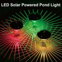Floating Light Swimming Pool Led Waterproof 7 Color Changing Lights Solar Powered Fishing Pond Accessories &
