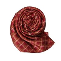 Hats, Scarves & Gloves Sets Fashion Men Shawl Double Sided Wave Print Scarf Casual Winter Warm Neck Tie