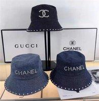 Homens na moda mulheres designer balde chapéu lõuì boné de beisebol qualidade superior