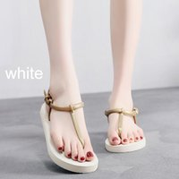 Sandals Women Ankle Wrap Sandal Briefly Designer Neat Beach Shoes Breathable Sexy Summer Flats Y67