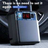 نفخ مضخة سيارة ضاغط الهواء ذكي السيارات الإطارات السريع البسيطة المحمولة الإطارات الكهربائية نافخة concedor 12 فولت