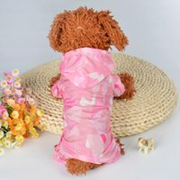 Cat Costumes Summer Fashion Cool Pet Clothes Thin Sun Protection Clothing For Dog Jumpsuit Puppy Costume Hooded Apparel - Size