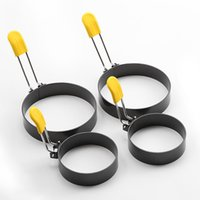 4 & 3 inches fried egg ring   tool   mold, non-stick