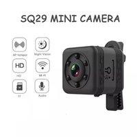 SQ29 Mini IP-Kamera HD Wifi Safety Nachtsicht Wasserdichte Videokamcorder DVR Magnetische Saugkameras Aerial Fotografie Cam
