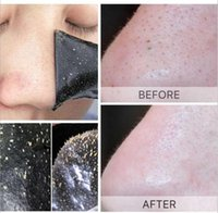 Eyebrow Tools & Stencils 10 PCS Nose Blackhead Remover Mask Deep Cleansing Skin Care Shrink Pore Acne Treatment Black Dots Clean Strips